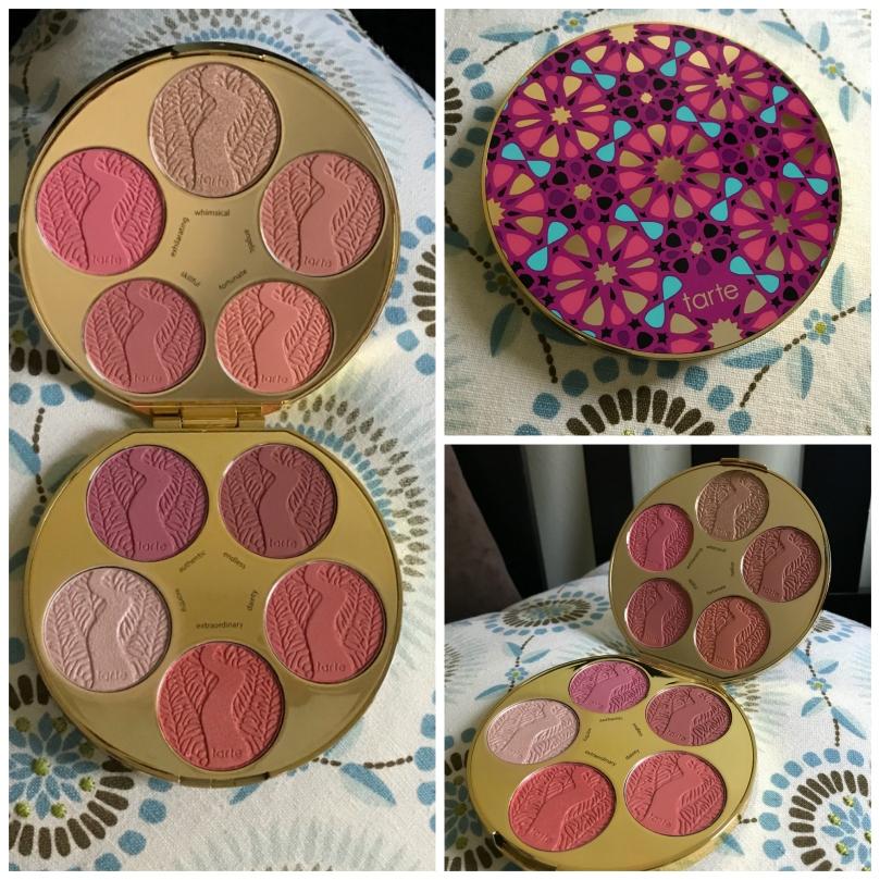tarte Blush Bazaar Palette